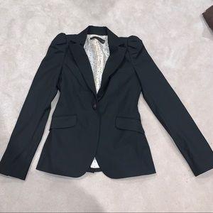 EUC Zara Black Blazer